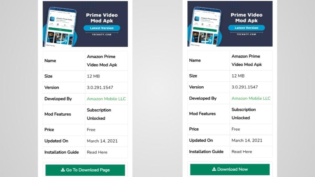 Prime Video Mod Apk Download