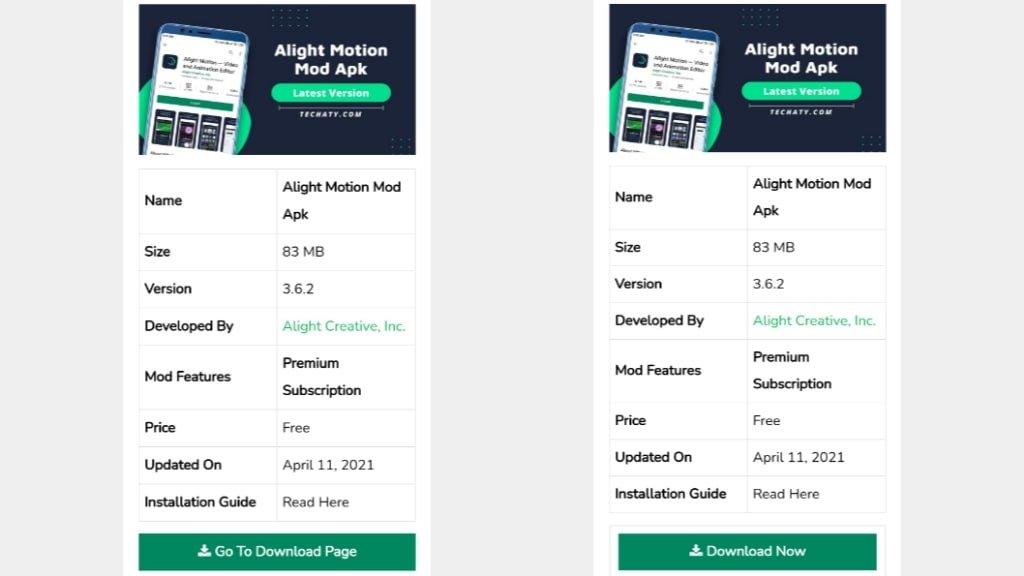 Alight Motion Premium Mod Apk