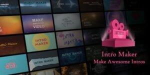 Intro Maker VIP Apk