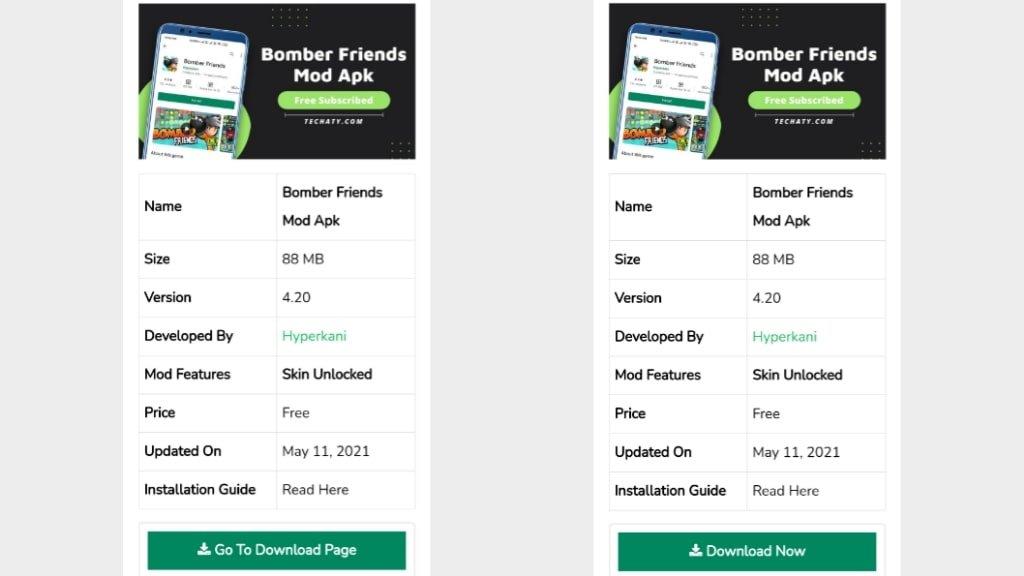 Bomber Friends MOD Download