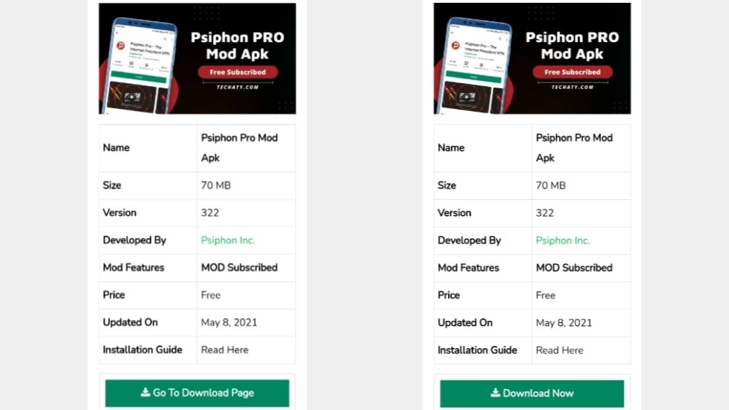 Psiphon Pro Mod Apk Download