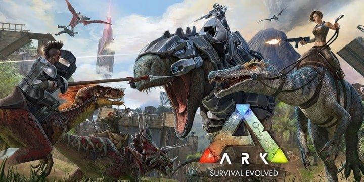 ARK: Survival Evolved Mod Apk 2.0.25 (Unlimited Money)