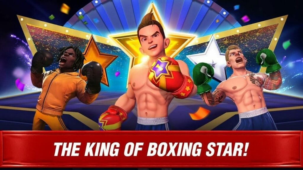Boxing Star mod download