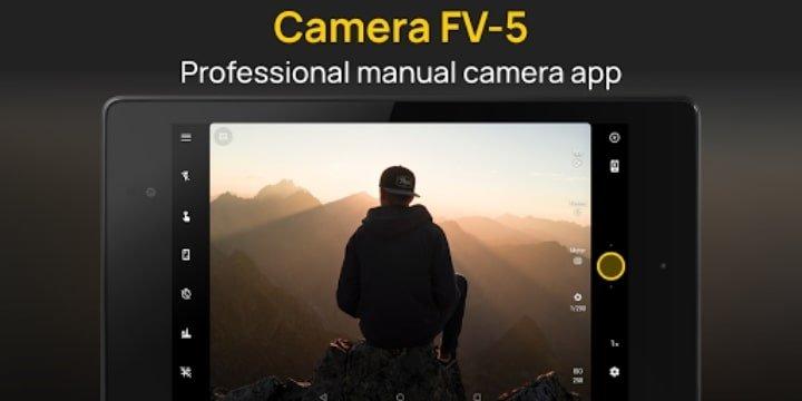 Camera FV 5 Pro Apk 5.2.9 (Free Download)