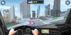 City Coach Bus Simulator 2021 Mod Apk