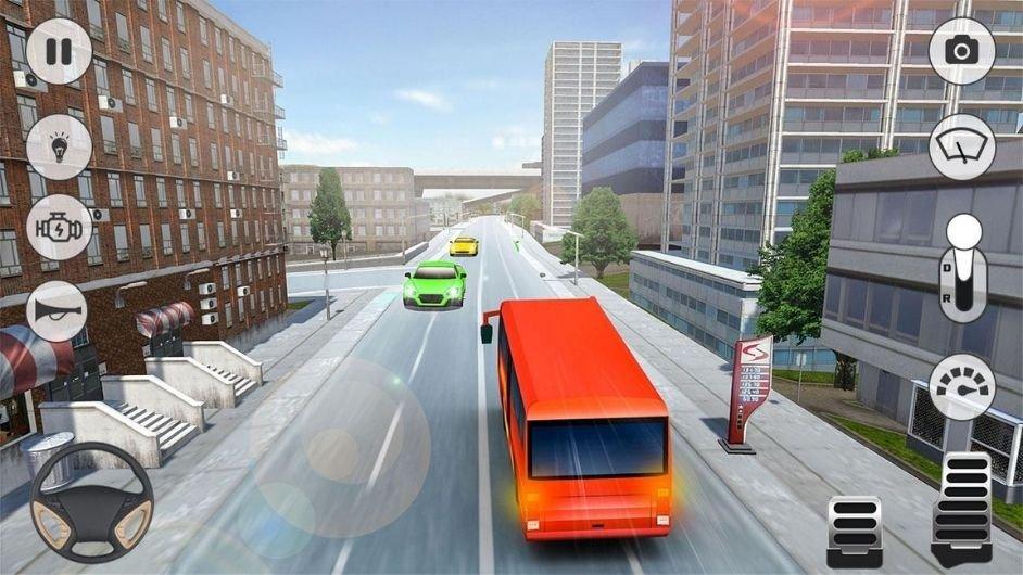 City Coach Bus Simulator 2021 - Screen 1