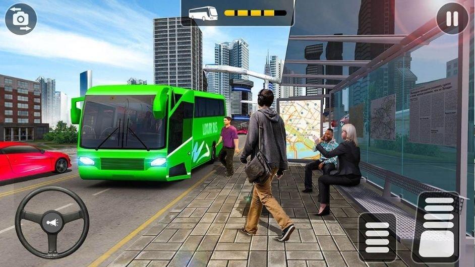 City Coach Bus Simulator 2021 - Screen 2