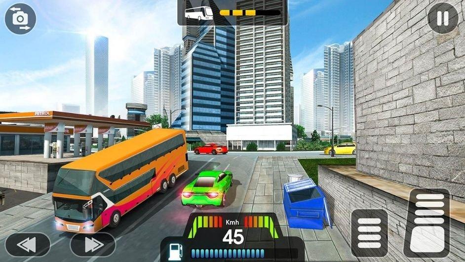 City Coach Bus Simulator 2021 - Screen 3