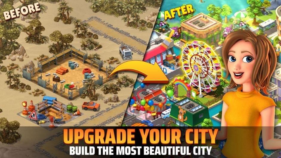 City Island 5 Mod download