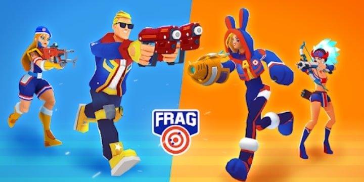 Frag Pro Shooter Mod Apk 1.8.8 (Unlimited Money)