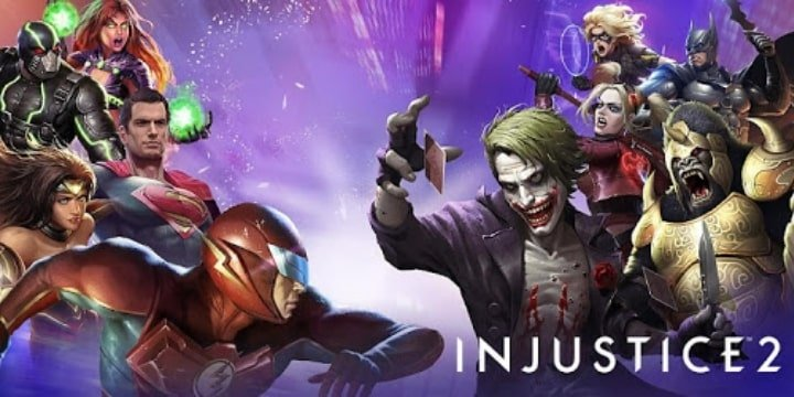 Injustice 2 Mod Apk 4.3.1 (Unlimited Money)