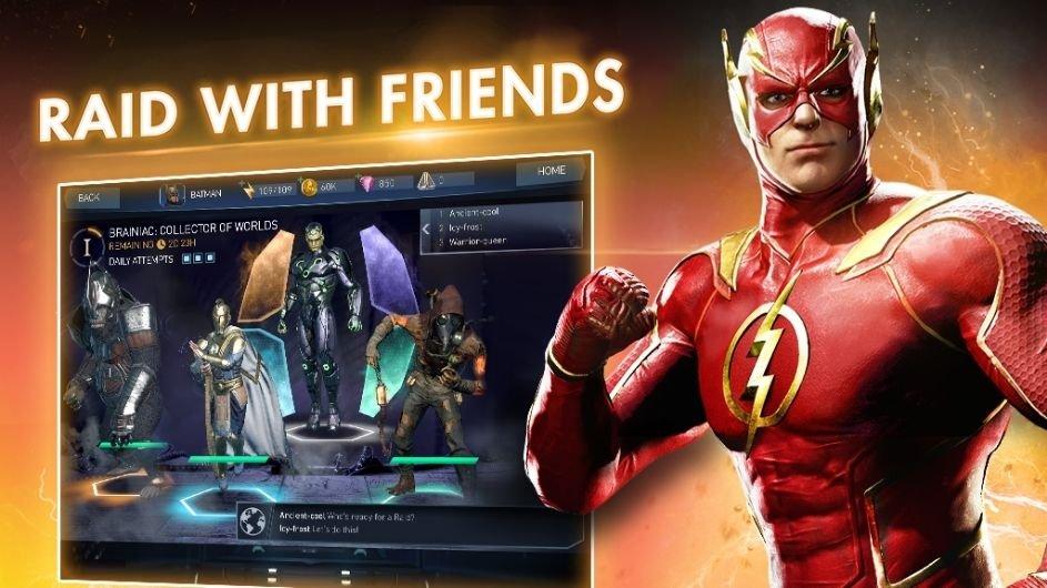 Injustice 2 unlimited money mod