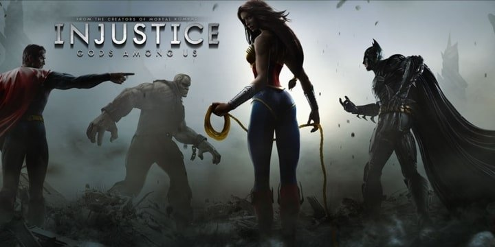 Injustice: Gods Among Us Mod Apk 3.4 (Unlimited Money)
