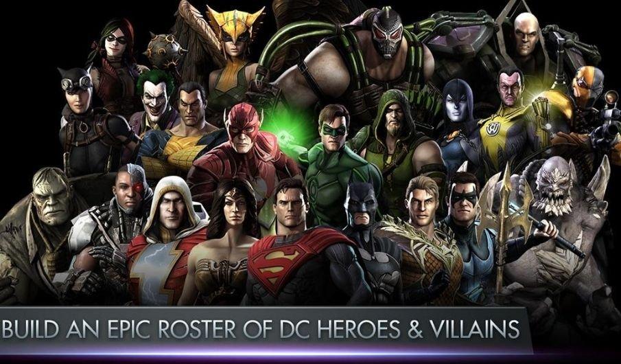 Injustice: Gods Among Us mod download