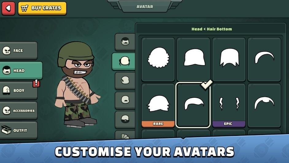 Mini Militia - Doodle Army 2 mod download