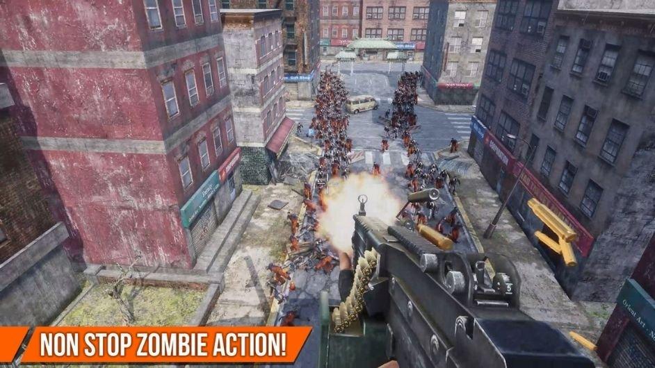 DEAD TARGET Zombie mod download