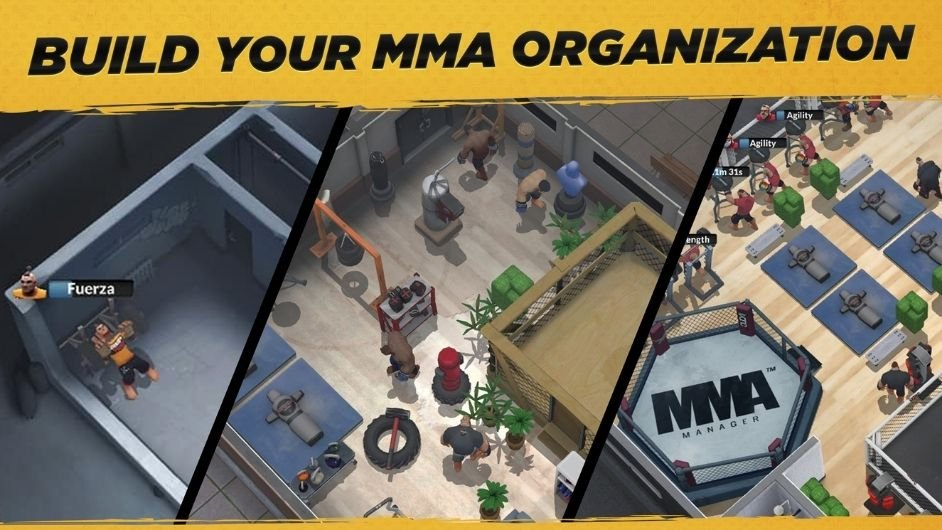 MMA Manager organization