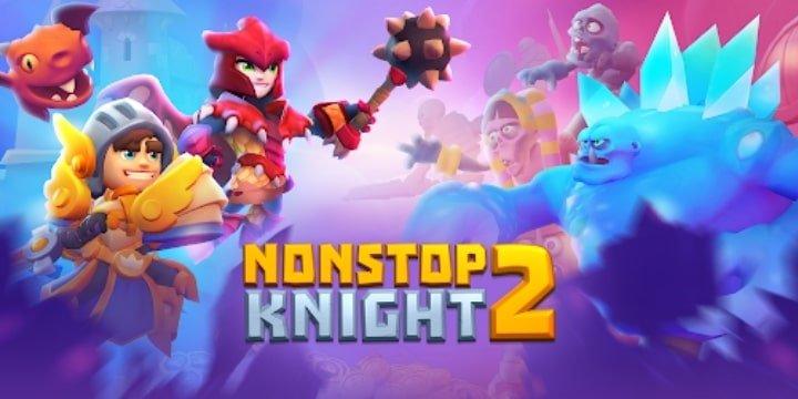 Nonstop Knight 2 Mod Apk 2.6.1 (MOD Menu)
