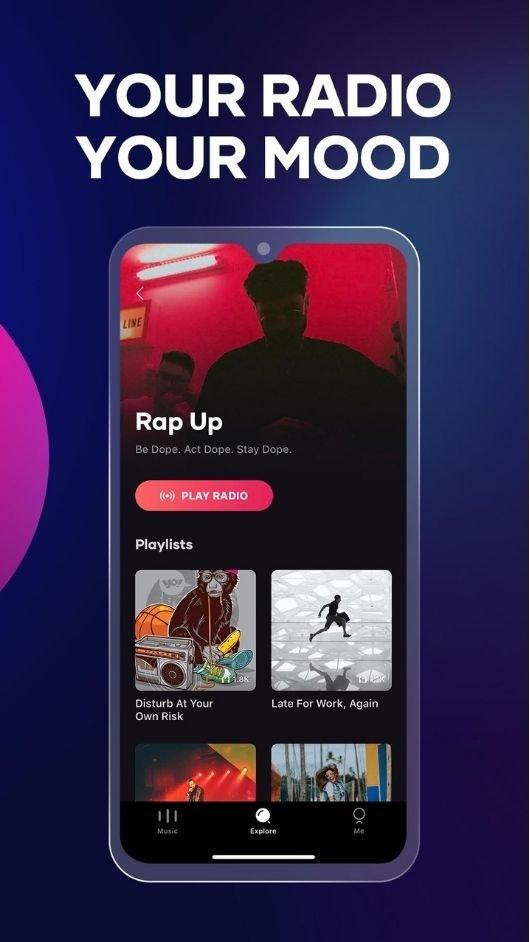 Resso Music premium unlocked
