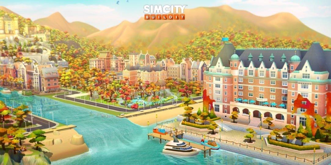 SimCity BuildIt Mod Apk 1.39.2.100801 (Unlimited Money)