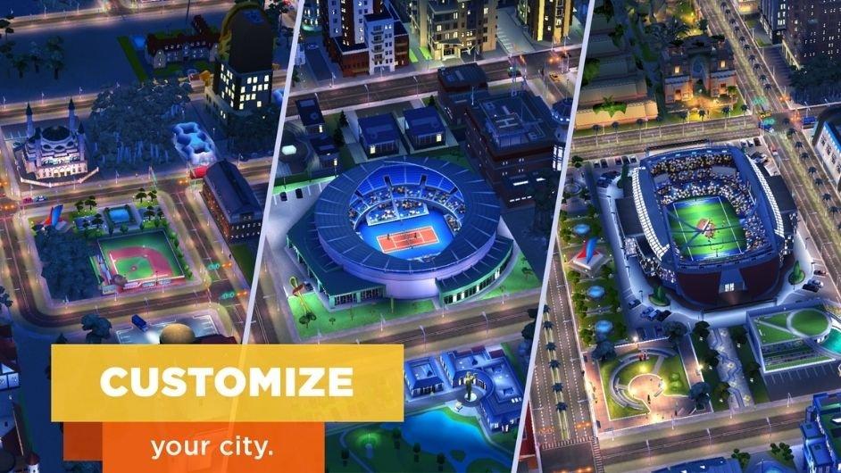 Simcity Buildit unlimited money